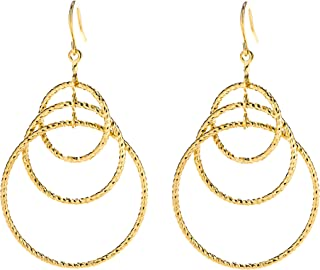 Best gold custom earrings Reviews