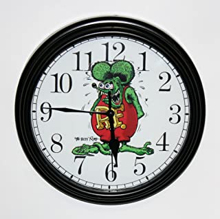 rat fink clock