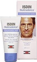 ISDIN Nutradeica - Gel-crema facial indicado para el tratamiento del exceso de sebo, descamación, picor y eritema de la piel seborreica facial, 50 ml