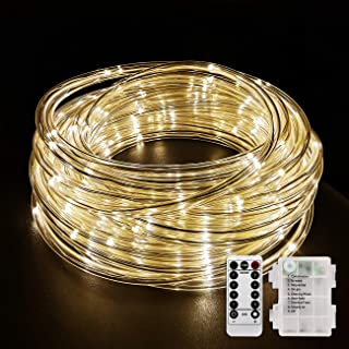 Best battery operated rope lights with remote Reviews