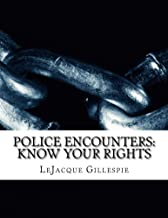 Police Encounters: Know Your Rights