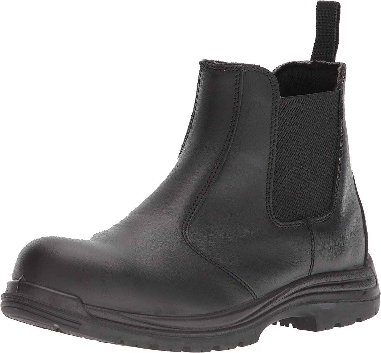 Avenger 7408 Leather Comp Toe Slip-On EH Work shoes