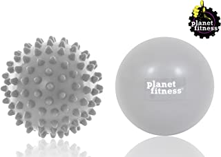 Planet Fitness 2pc Hot/Cold Massage Therapy Balls Set