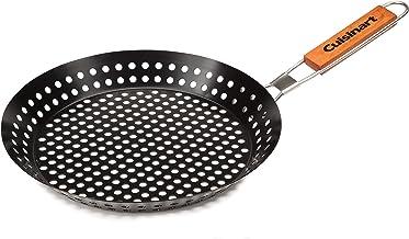 Cuisinart CNW-200 Sartén para Asar Antiadherente, 12 Pulgadas, Negro