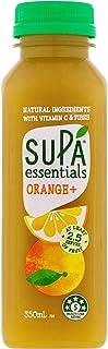 Supa Essentials Juice, Orange +, 15 x 350 ml