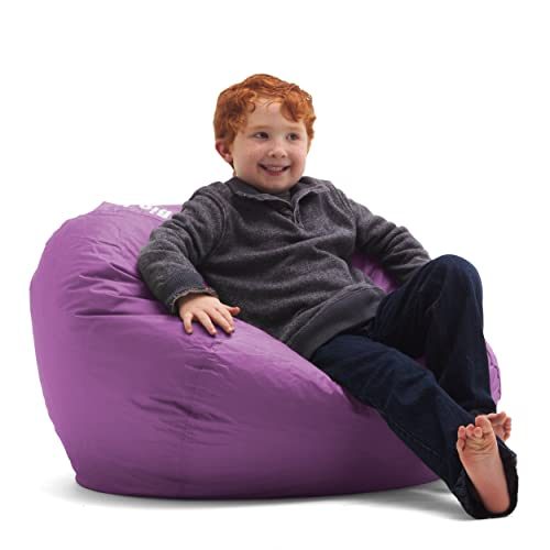 Swell Purple Bean Bag Chair Amazon Com Alphanode Cool Chair Designs And Ideas Alphanodeonline