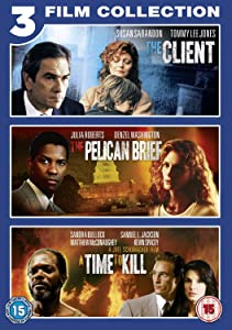 The Client/The Pelican Brief/A Time To Kill