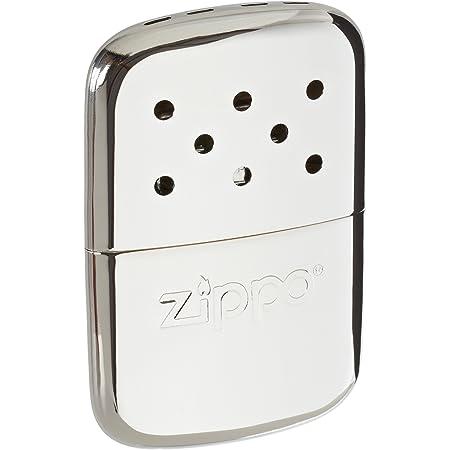 ZIPPO(ジッポライター) ハンディウォーマー オイル充填式カイロ [シルバー]