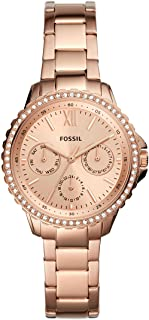 Fossil Women's Izzy Stainless Steel Casual Quartz Watch