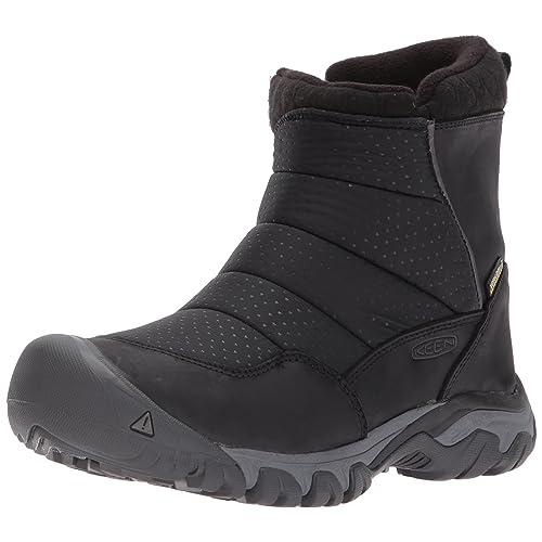 Keen Women s Hoodoo Iii Low Zip-w Snow Boot bc32a7163c