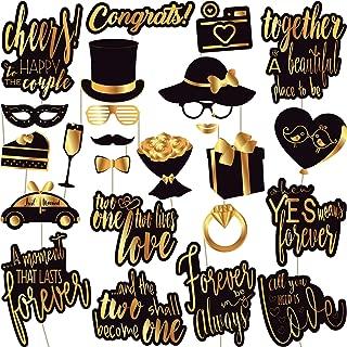 Best wedding anniversary props Reviews