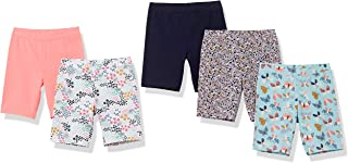 Amazon Essentials Girls' 3-Pack Cart-Wheel Short Niñas