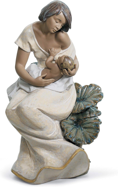 LLADRÓ A Beautiful Bond Figurine. Ranking TOP4 Figure Porcelain Max 43% OFF Mother