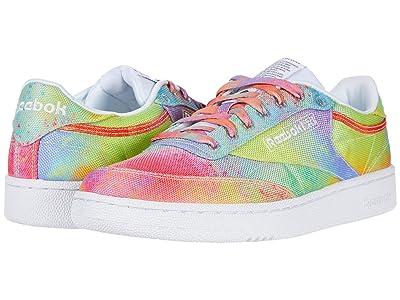 Reebok Lifestyle Club C 85 (Multicolor/MulticolorMulticolor) Shoes
