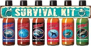 Sharkbite Survival Kit Hot Sauce 6 Pack