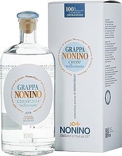 Nonino Grappa Millesimata Cuvée 2014 mit Geschenkverpackung 1 x 0.7 l