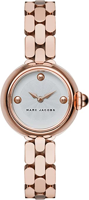 Marc Jacobs Women's Courtney Rose Gold-Tone Watch - MJ3458
