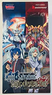 Cardfight! Vanguard V-EB06 Light of Salvation Logic Destruction Extra Booster Box