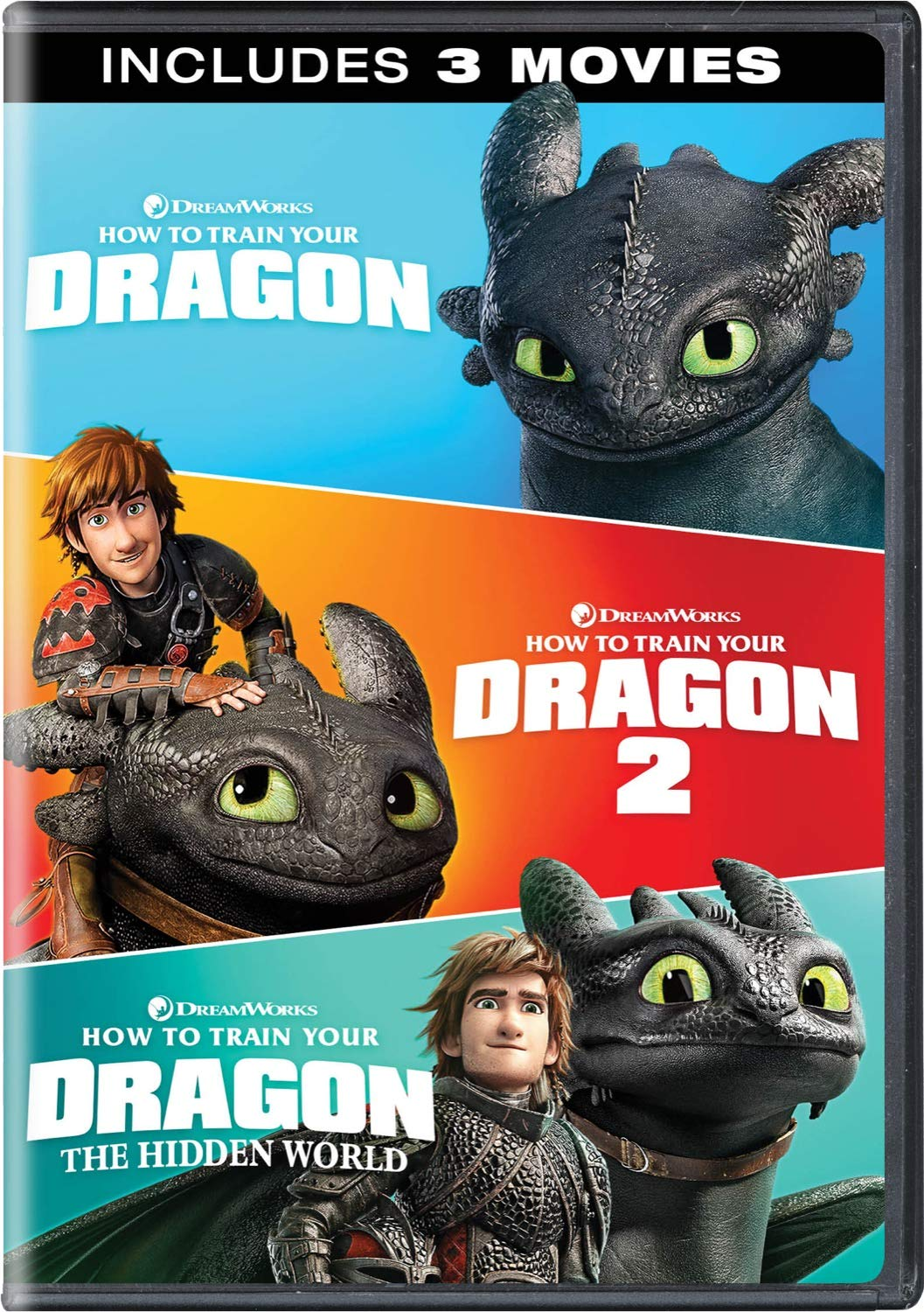 How To Train Your Dragon: 7-Movie Collection: Amazon.de: DVD & Blu-ray