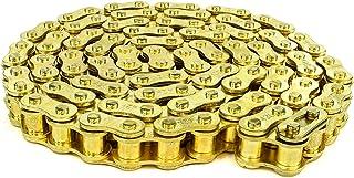74 Links // 148 Pins, Gold Drive Chain Mini Moto 6mm 25H