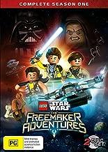 Lego Star Wars The Freemaker Adventures Season 1   NON-USA Format   PAL   Region 4 Import - Australia