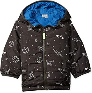 OshKosh B'Gosh Baby Boys Reversible Midweight Jacket