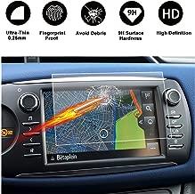 - HD-Transparente Anti-Huellas BROTECT Protector de Pantalla para Toyota Touch C-HR Anti-Burbujas 2 Unidades