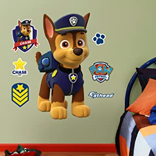 Fathead 50cm by 96cm Chase Junior Peel and Stick Wall Decals