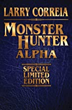 Monster Hunter Alpha Signed Leatherbound Edition (3)