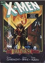 X-Men The Dark Phoenix Saga Variant Cover Comic Trade Paperback Marvel