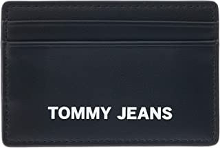 Tommy Jeans Women's Femme Item CC Holder PU, Black - AW0AW08246