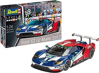 Revell 07041 12 Maqueta de Ford GT – Le Mans en Escala 1: 24, Niveles 4