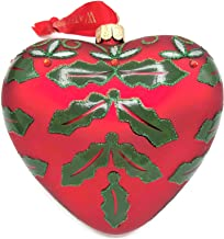 WATERFORD HOLLY JOLLY ORNAMENT