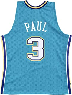 Mitchell & Ness Chris Paul New Orleans Hornets Swingman Throwback 2005-2006 Replica Jersey