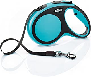Flexi Comfort Retractable Dog Leash in Blue, 16'