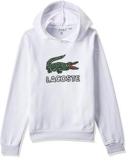 Lacoste Boy's Boy Vintage Croc Hoody Sweatshirt Sweatshirt