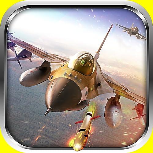 F16 vs F18 Dogfight Luftangriff Kampf Flight Überleben Held Force Spiel: F16 Flug Pilot Jet Fighter Air Attack Abenteuer Simulator spannende Action-Spiel 3D