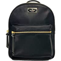 Kate Spade New York Wilson Road Small Bradley Backpack Purse (Black/DEEP PLUM)