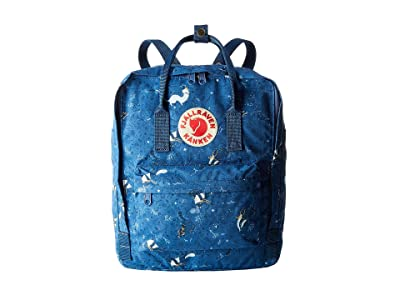 Fjallraven Kanken Art (Blue Fable) Backpack Bags