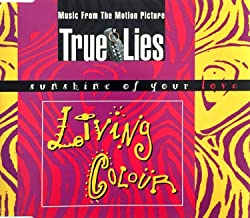 Sunshine of your love (3 versions, 1994, 'True lies', plus 'Love rears its ugly head [Soul Power Mix-Ext. Version]')