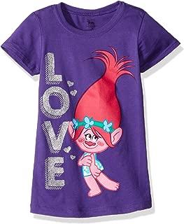 Girls' Little Girls' Love the Princess T-Shirt