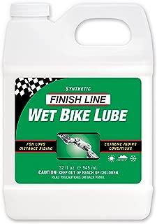 Finish Line Wet - Lubricante para Cadena de Bicicleta