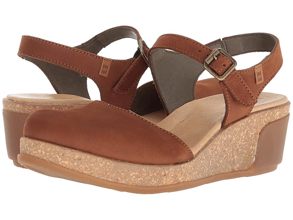El Naturalista Leaves N5001 (Wood/Nectar) Women