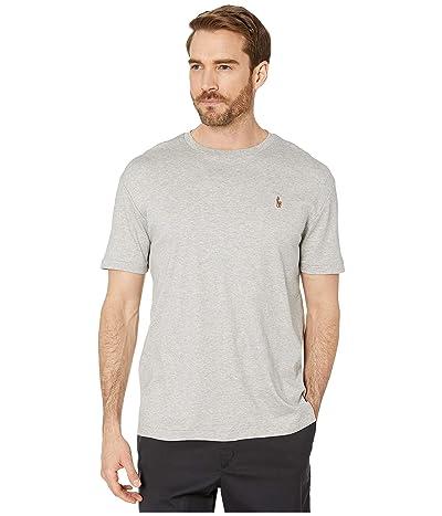Polo Ralph Lauren Classic Fit Soft Cotton T-Shirt (Andover Heather) Men
