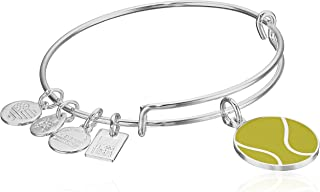 Alex and Ani Team USA Tennis Expandable Bangle Bracelet