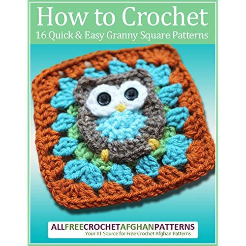 Crochet Pattern Books Amazoncouk