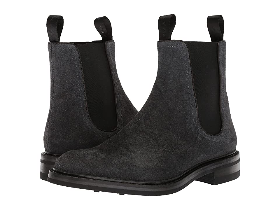 rag & bone Spencer Chelsea Boots (Washed Black) Men