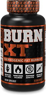 Burn-XT Thermogenic Fat Burner – Weight Loss Supplement, Appetite Suppressant,..