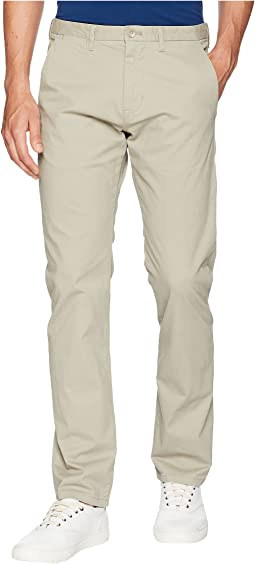 Chino Pants with Back Coin Pocket