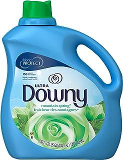【大容量】 ULTRA Downy (ウルトラダウニー) 柔軟剤 マウンテンスプリング 3830ml
